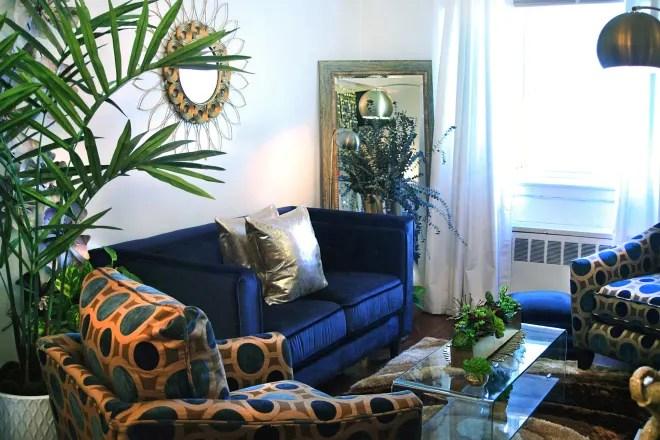 A DIY Designer Created a Cozy Bronx Hideaway