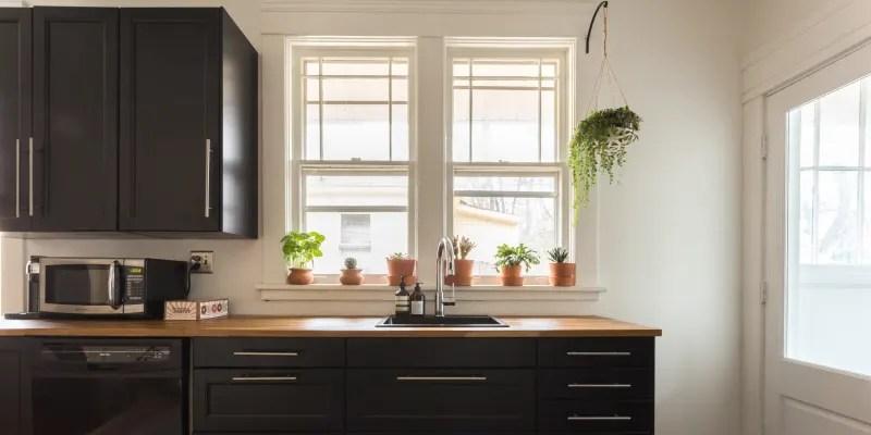 black kitchen sink pros cons