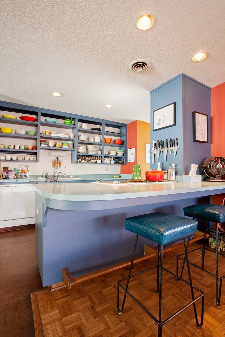 Curvy Kitchen Islands Are Trending, and I'm All In