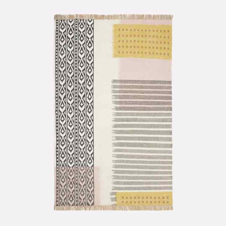 4. Ikat Mix Indoor/Outdoor Rug