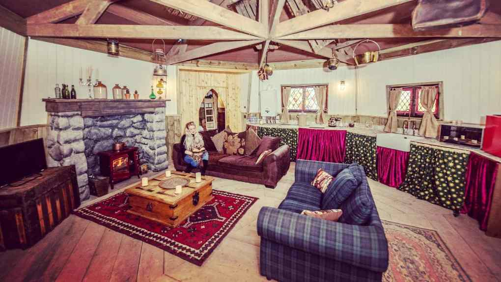 Magic Is Real – You Can Now Spend the Night In Hagrid's Hut: gallery image 2