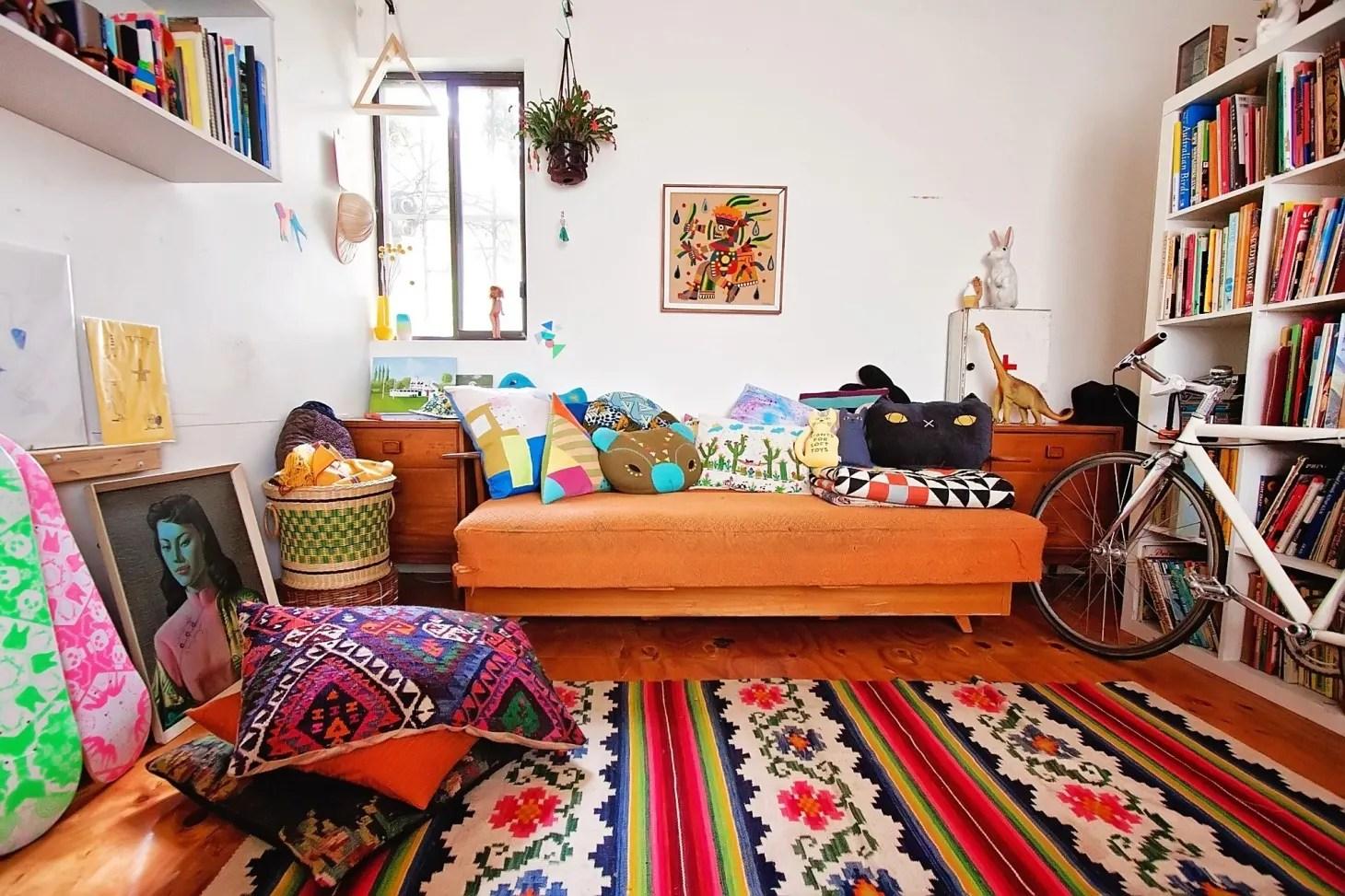 Bohemian Style Decor Ideas From Australian Homes Apartment