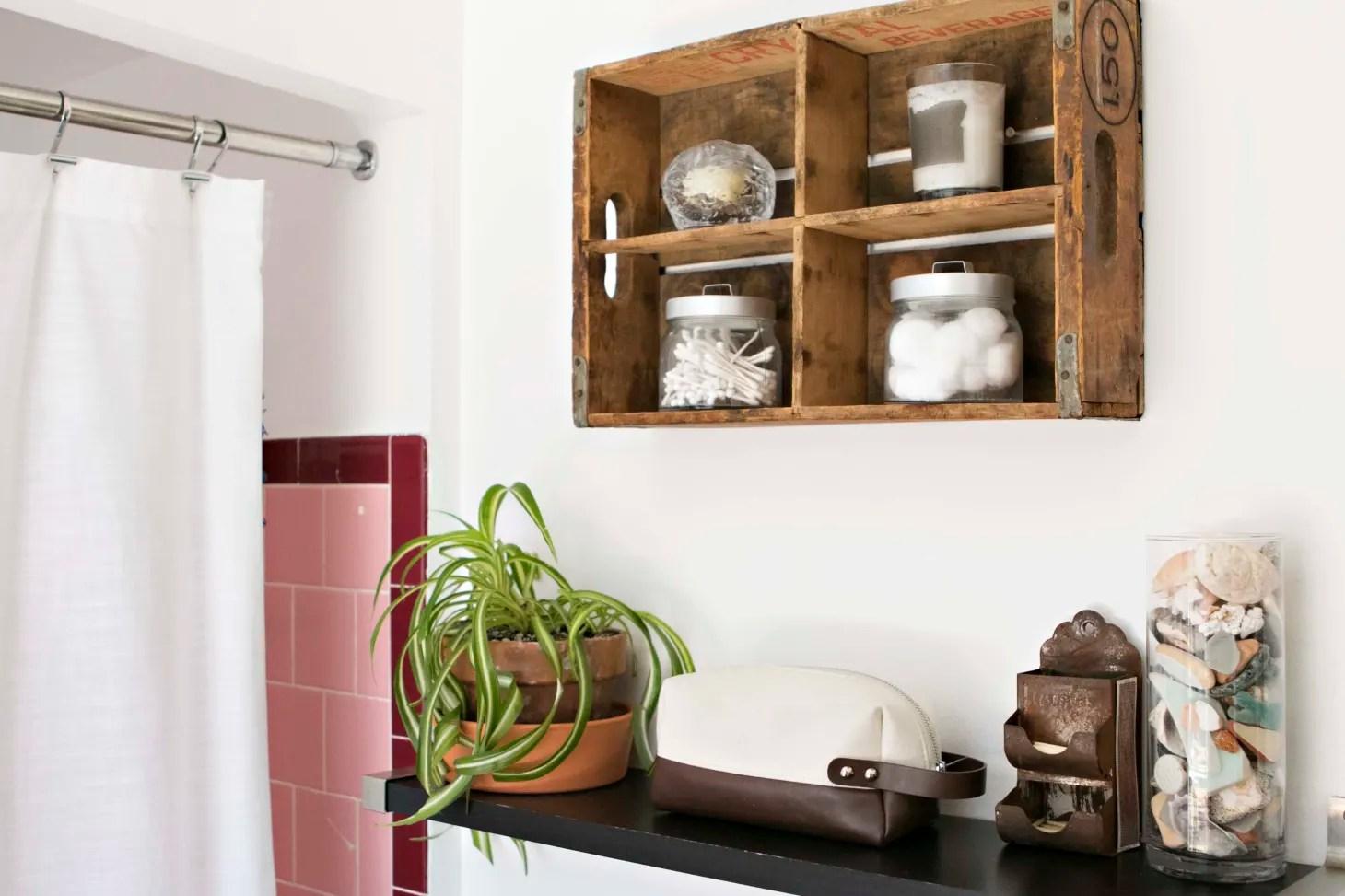 25 Small Bathroom Storage & Design Ideas - Storage ... on Small Apartment Bathroom Storage Ideas  id=25404