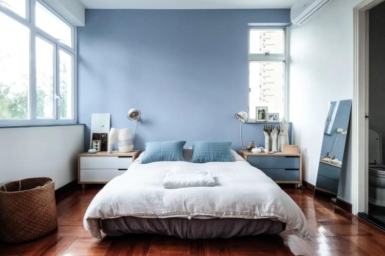 Obbbid50 Outstanding Beautiful Blue Bedroom Interior Design Finest Collection Wtsenates Info