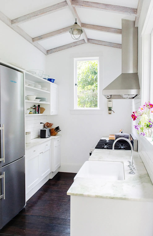 Galley Kitchen Inspiration Design Decorating Kitchn
