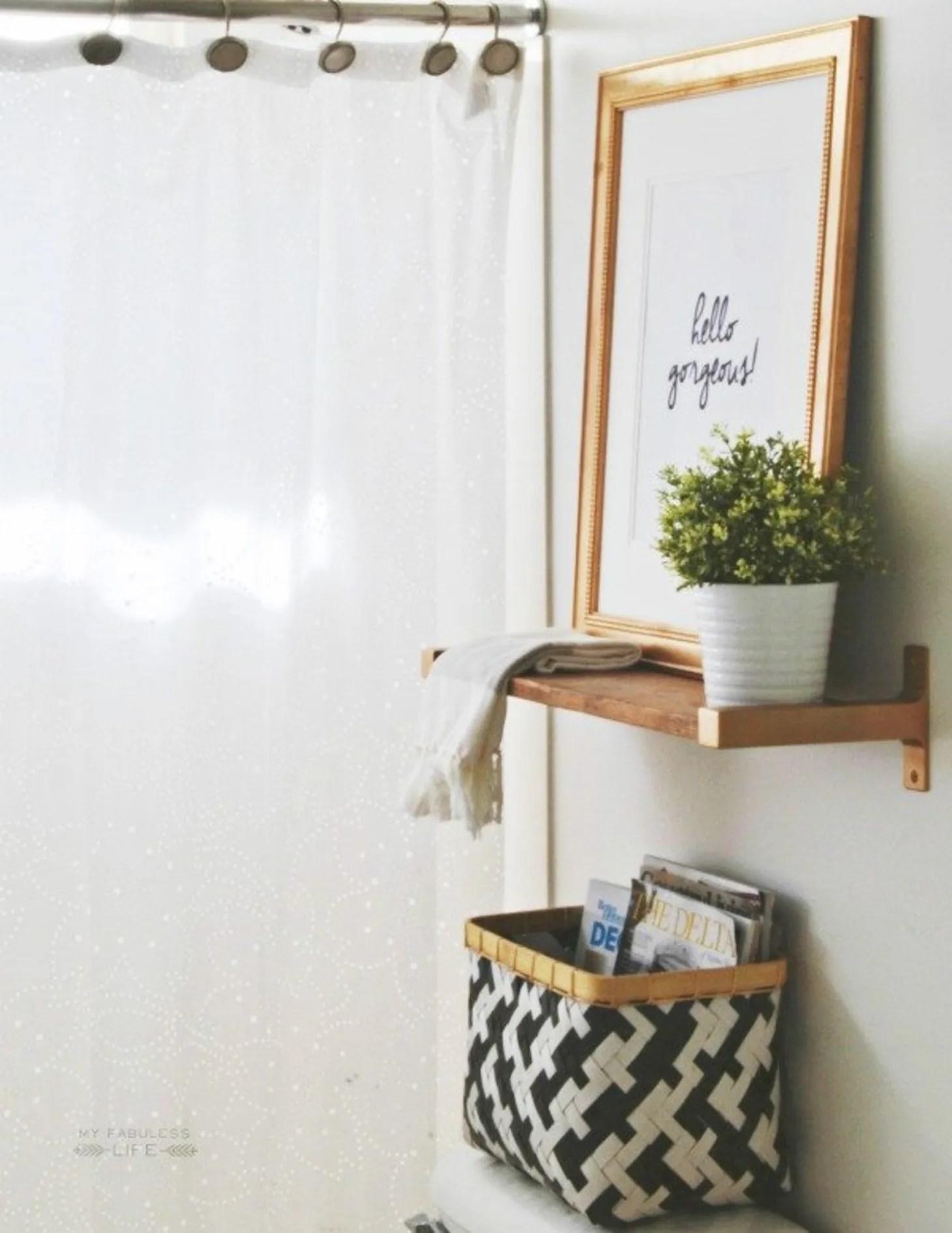 Bathroom Storage Ideas - Storage For Small Bathrooms ... on Small Apartment Bathroom Storage Ideas  id=82455