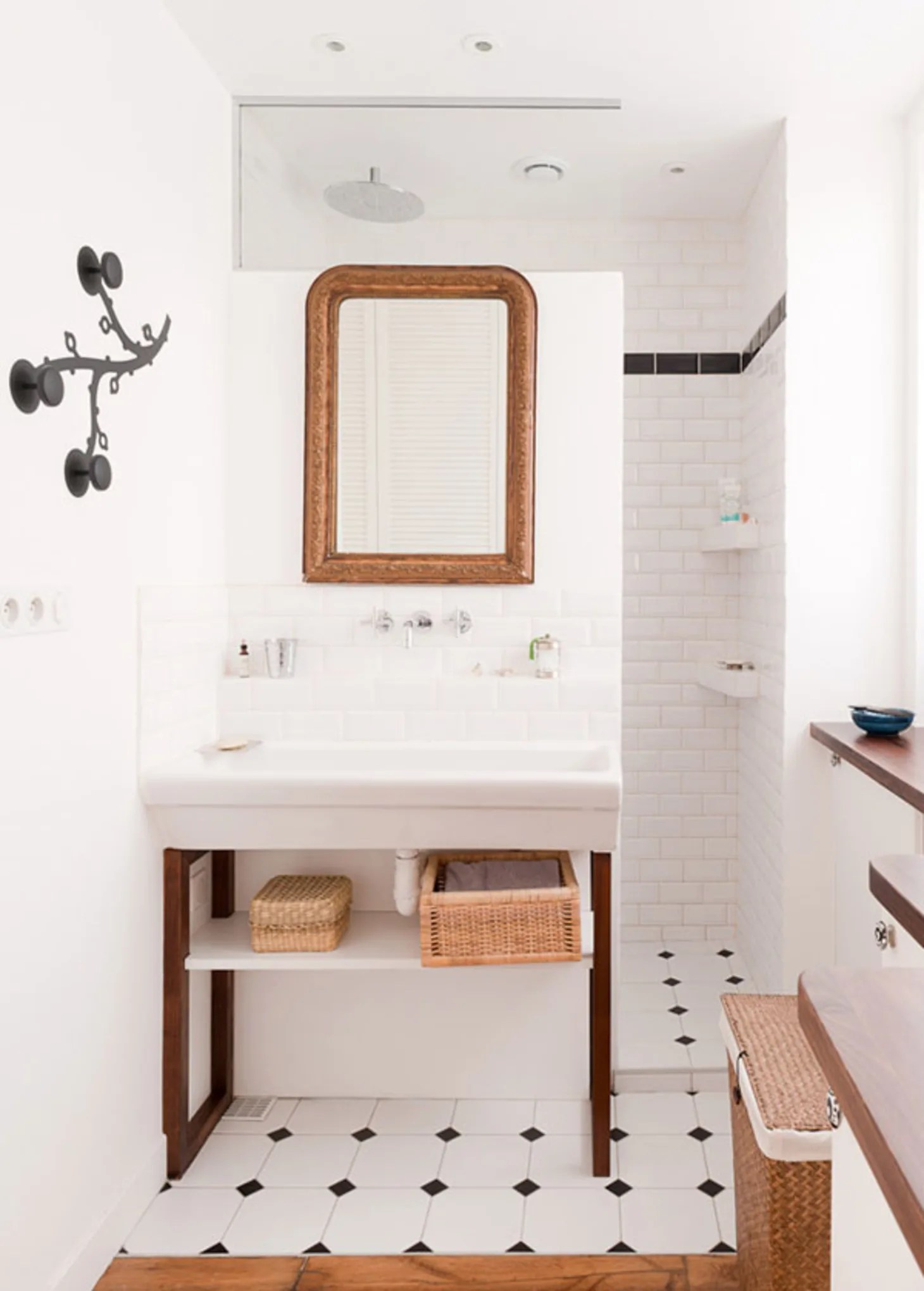 Stylish Remodeling Ideas for Small Bathrooms | Apartment ... on Small Apartment Bathroom Storage Ideas  id=12444