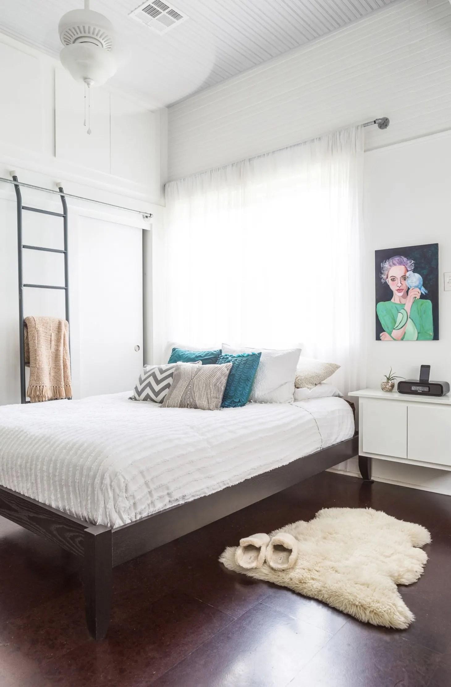 Minimalist Bedroom Ideas (That Aren't Boring) | Apartment ... on Minimalist Bedroom Ideas  id=42635