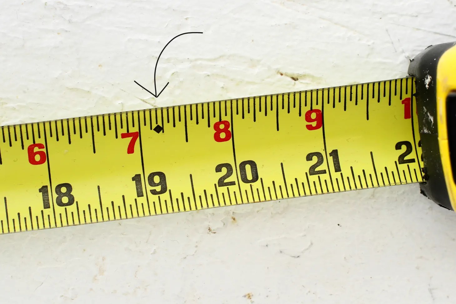 How To Read A Tape Measure