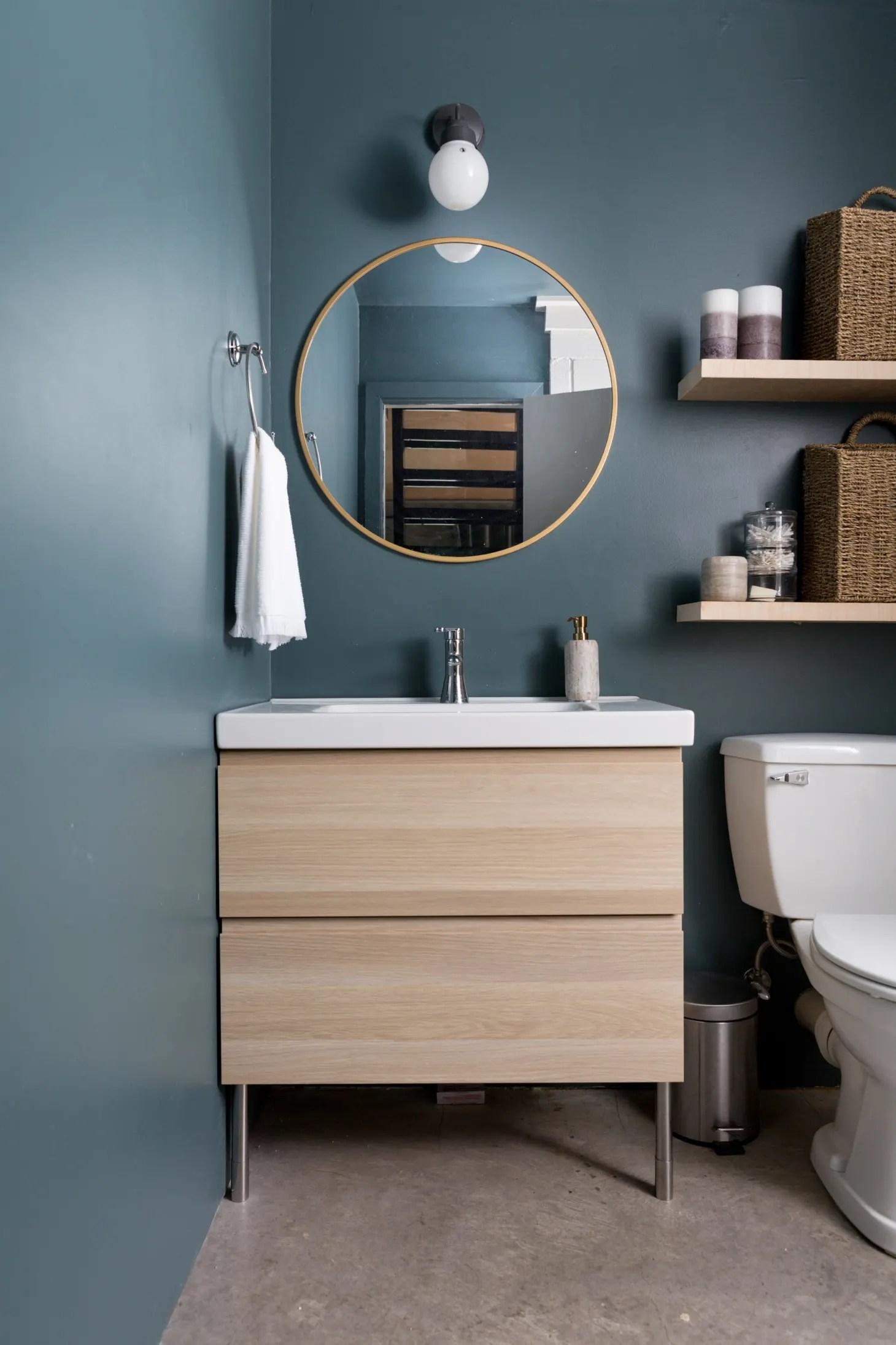 25 Small Bathroom Storage & Design Ideas - Storage ... on Small Apartment Bathroom Storage Ideas  id=34264