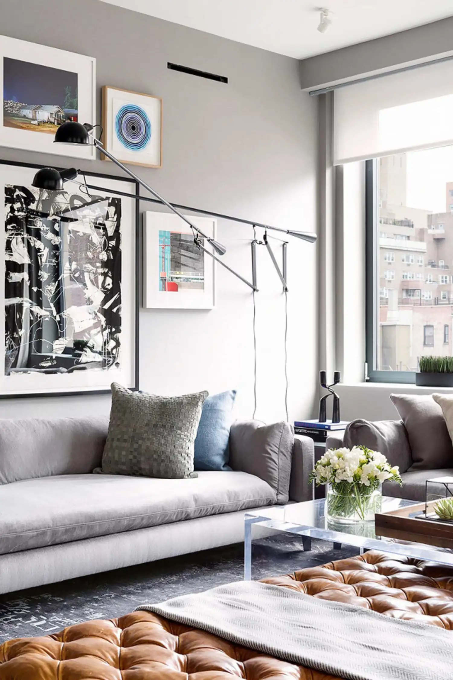 5 Surprisingly Perfect Pieces For a Small Living Room ... on Small Living Room  id=56013