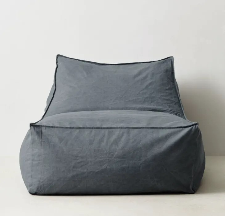 surprisingly stylish beanbag chairs