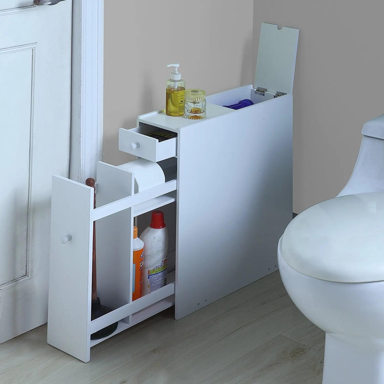 Bathroom Storage Ideas - Storage For Small Bathrooms ... on Small Apartment Bathroom Storage Ideas  id=96069