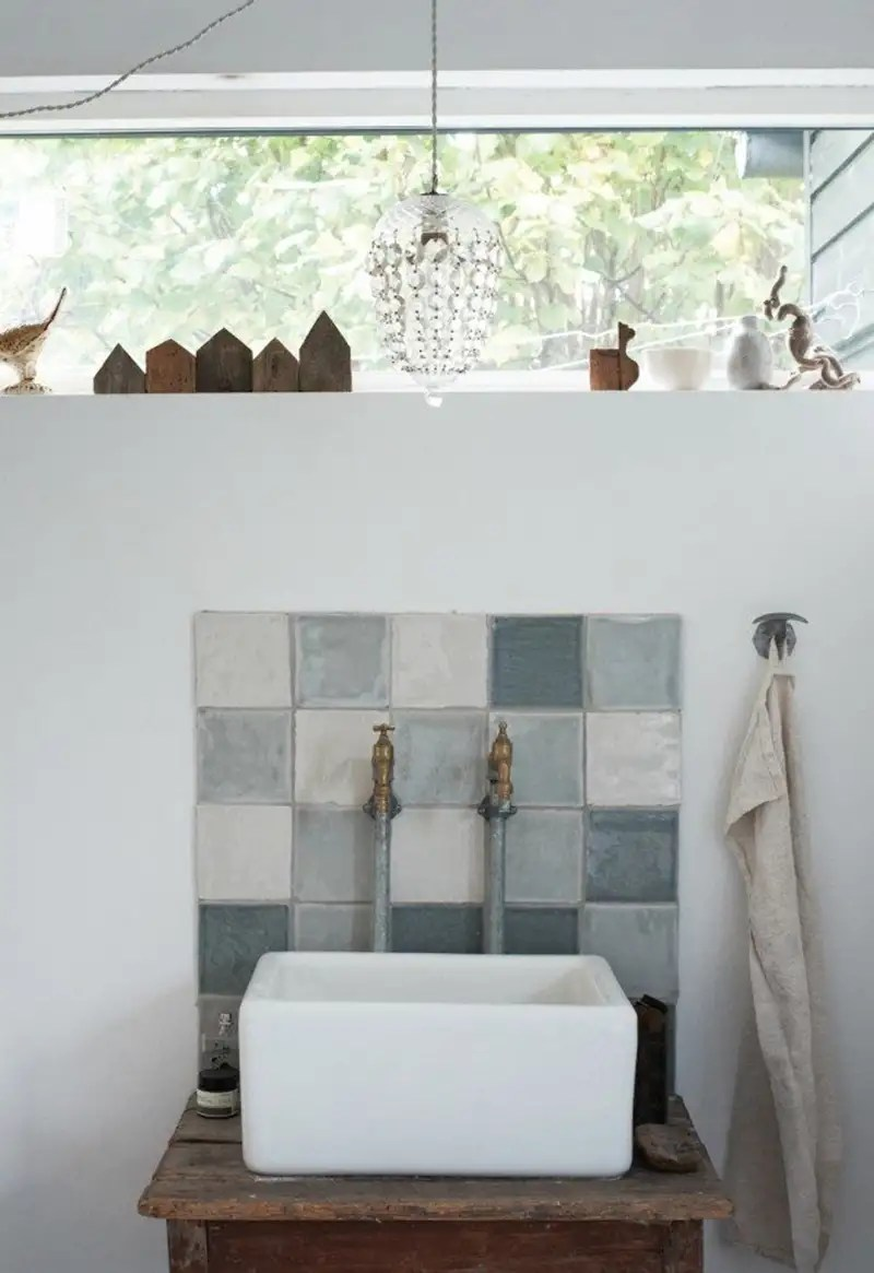 Small Bathroom Vanities and Sinks for Tiny Spaces ... on Small Space Bathroom  id=18907