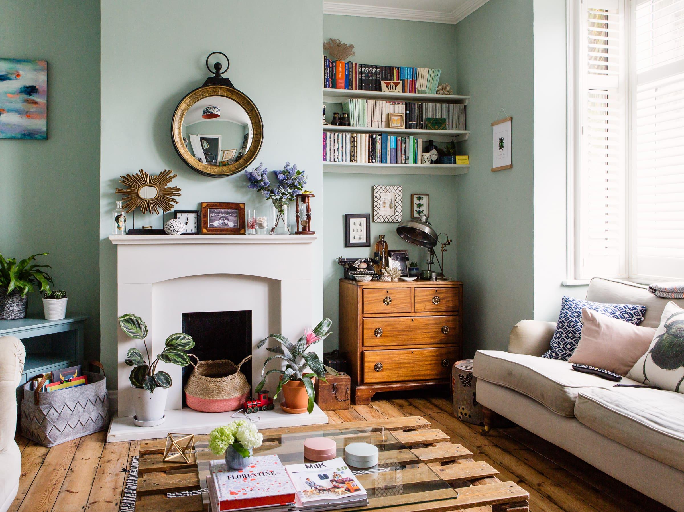 Best Small Living Room Design Ideas   Apartment Therapy on Small Living Room Ideas  id=13531