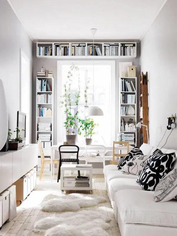 Best Small Living Room Design Ideas | Apartment Therapy on Small Living Room Decorating Ideas  id=64687