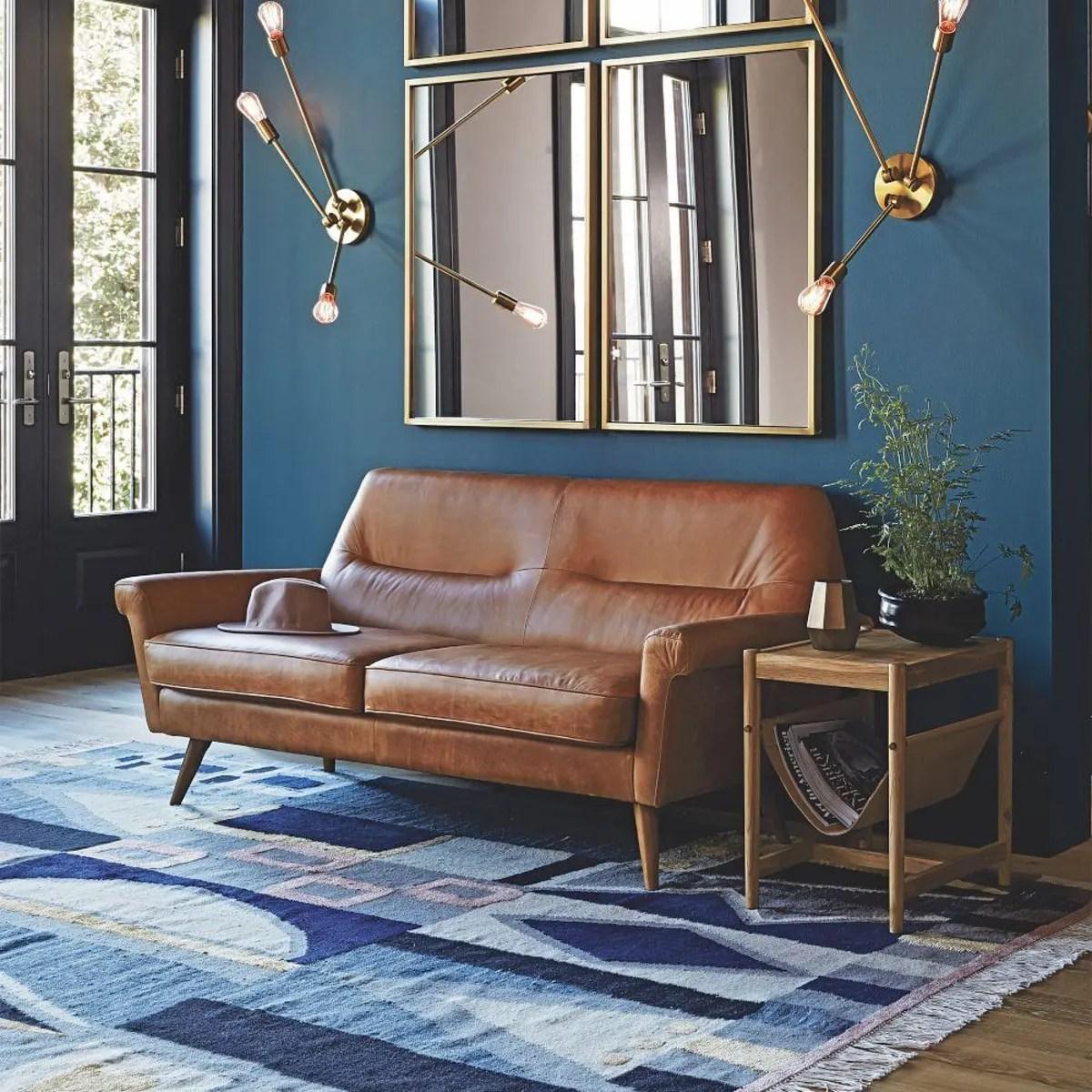 Best Small Living Room Design Ideas | Apartment Therapy on Small Space Small Living Room Ideas  id=56794