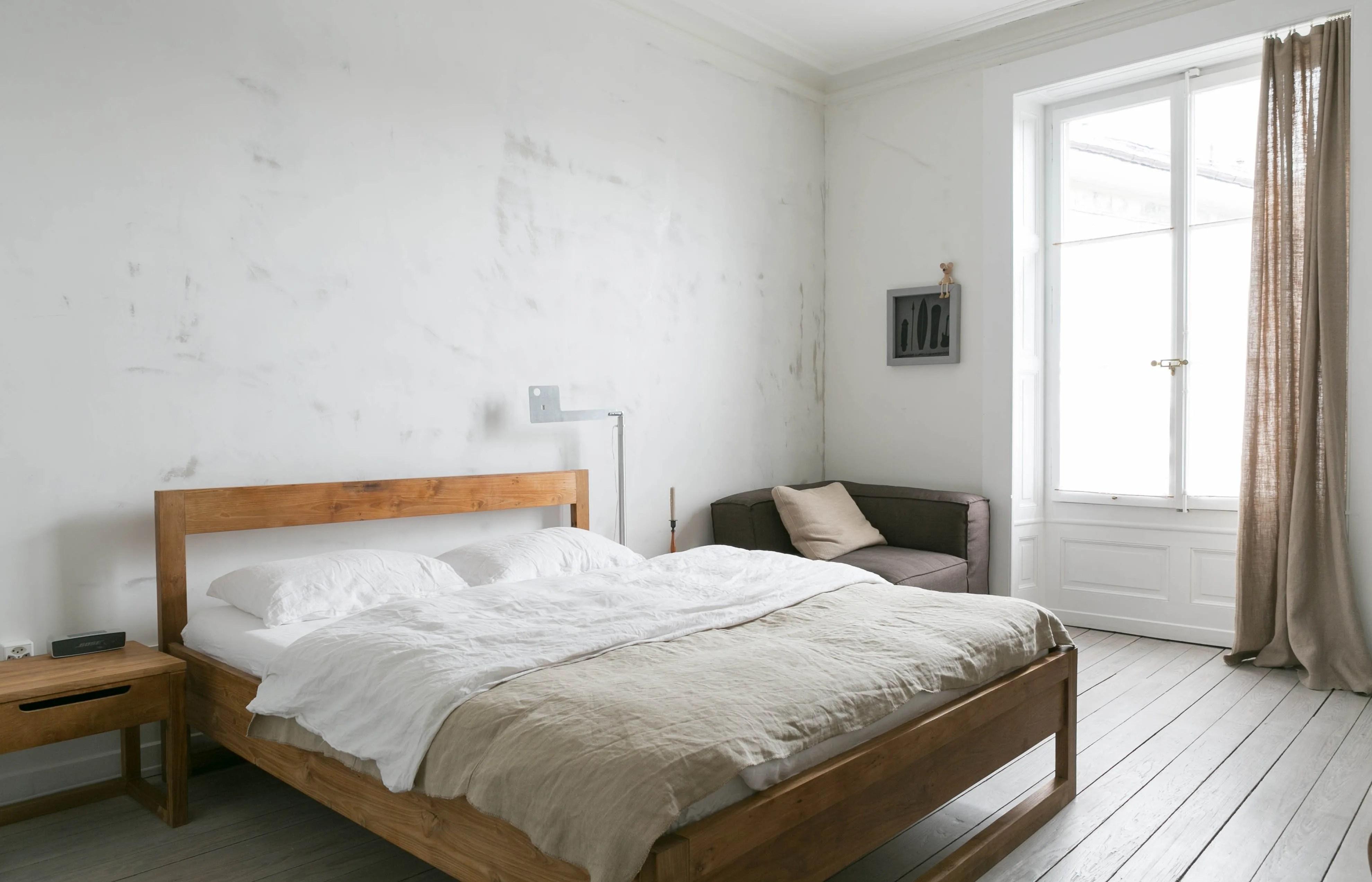 Minimalist Bedroom Ideas (That Aren't Boring) | Apartment ... on Minimalist Bedroom  id=23976