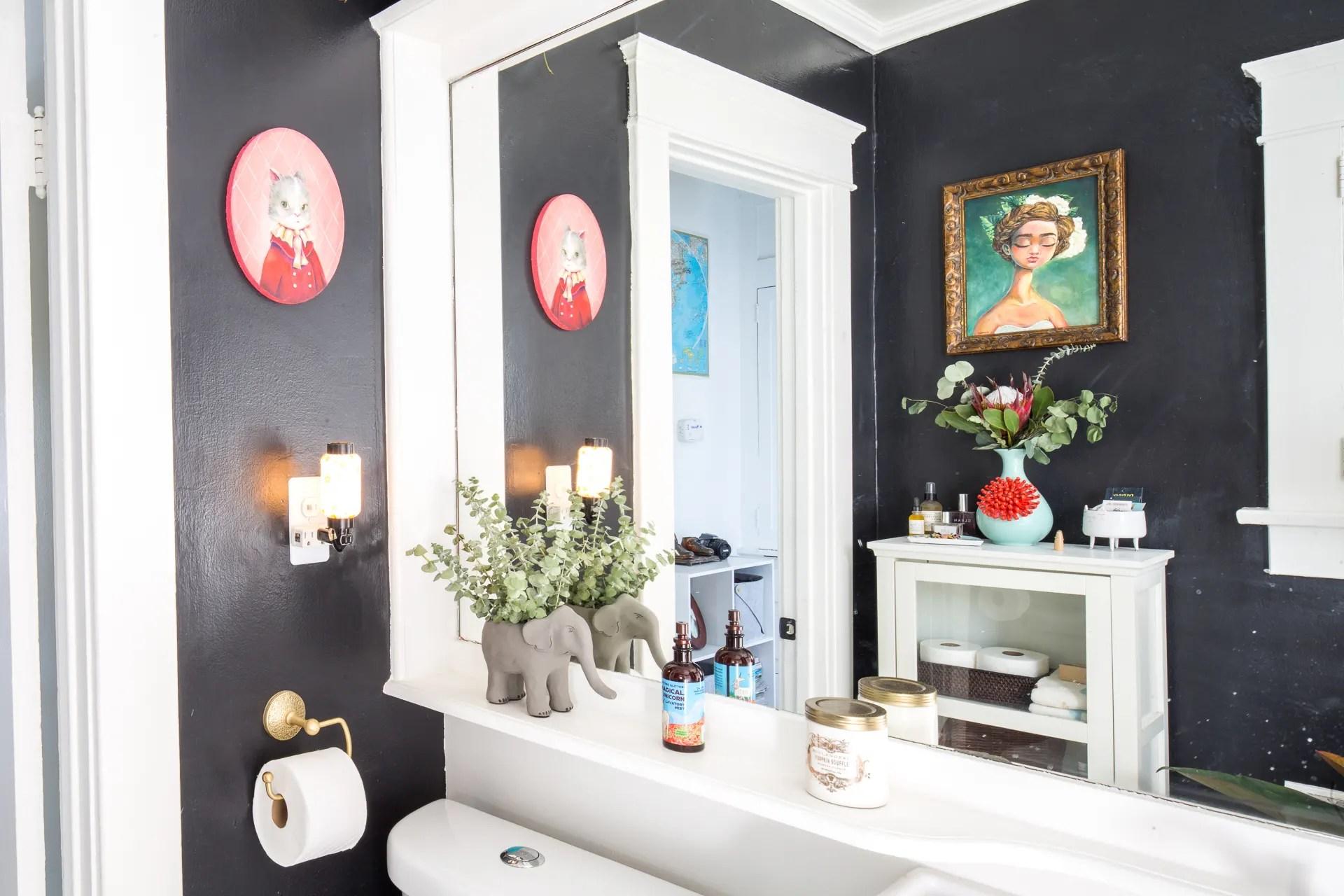 Small Bathroom Design & Storage Ideas | Apartment Therapy on Apartment Bathroom Ideas  id=63127