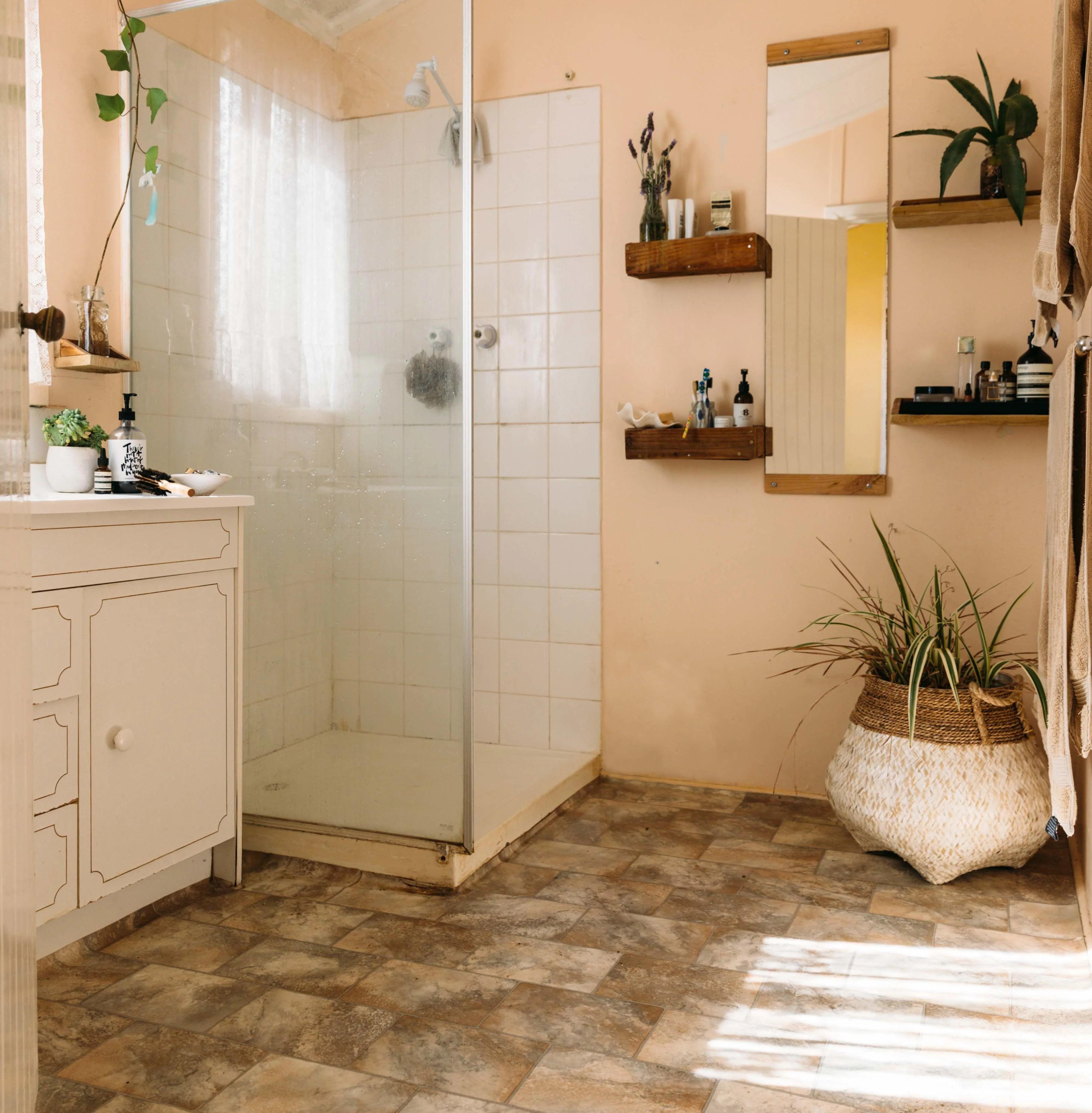 Small Bathroom Design & Storage Ideas | Apartment Therapy on Small Apartment Bathroom Storage Ideas  id=47948