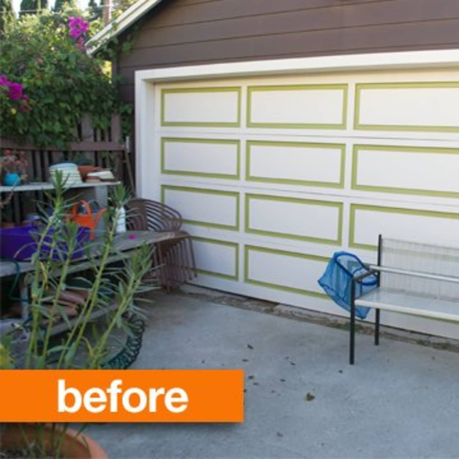 Before After Annette And Gustavo S Incredible Garage