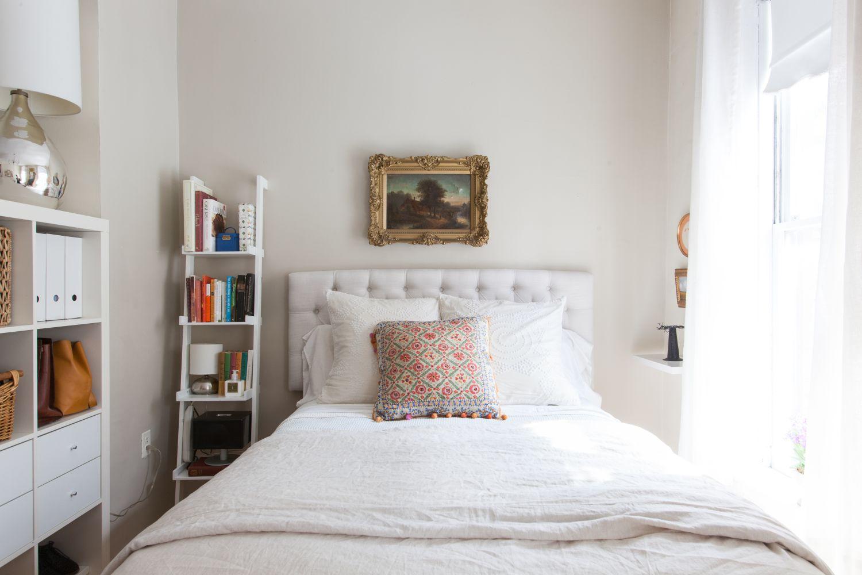 Bedroom Storage Ideas - Small Bedroom Organization ... on Small Apartment Organization  id=92015
