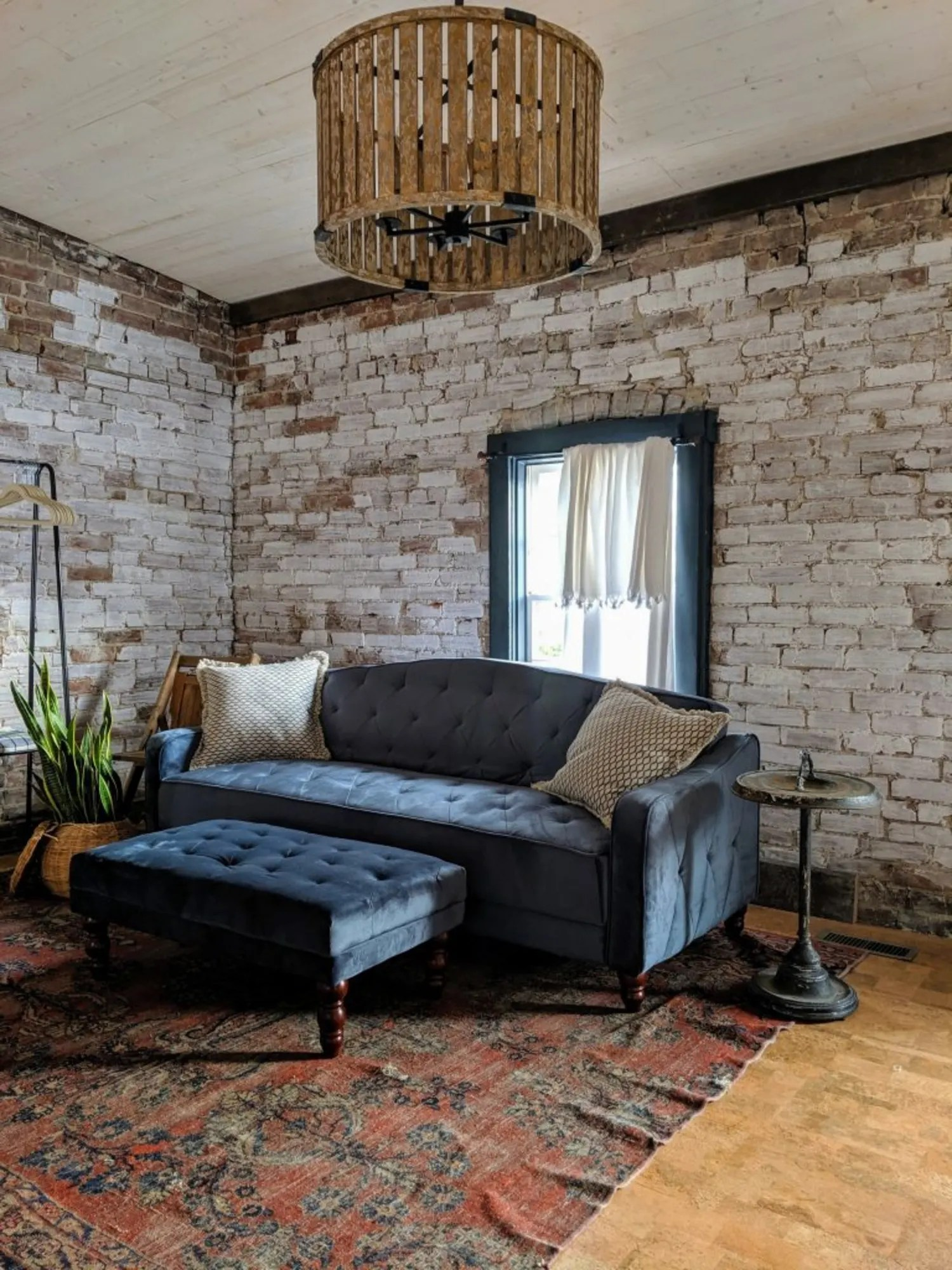 Every item on this page was curated by an elle decor editor. How to Limewash Brick | Apartment Therapy