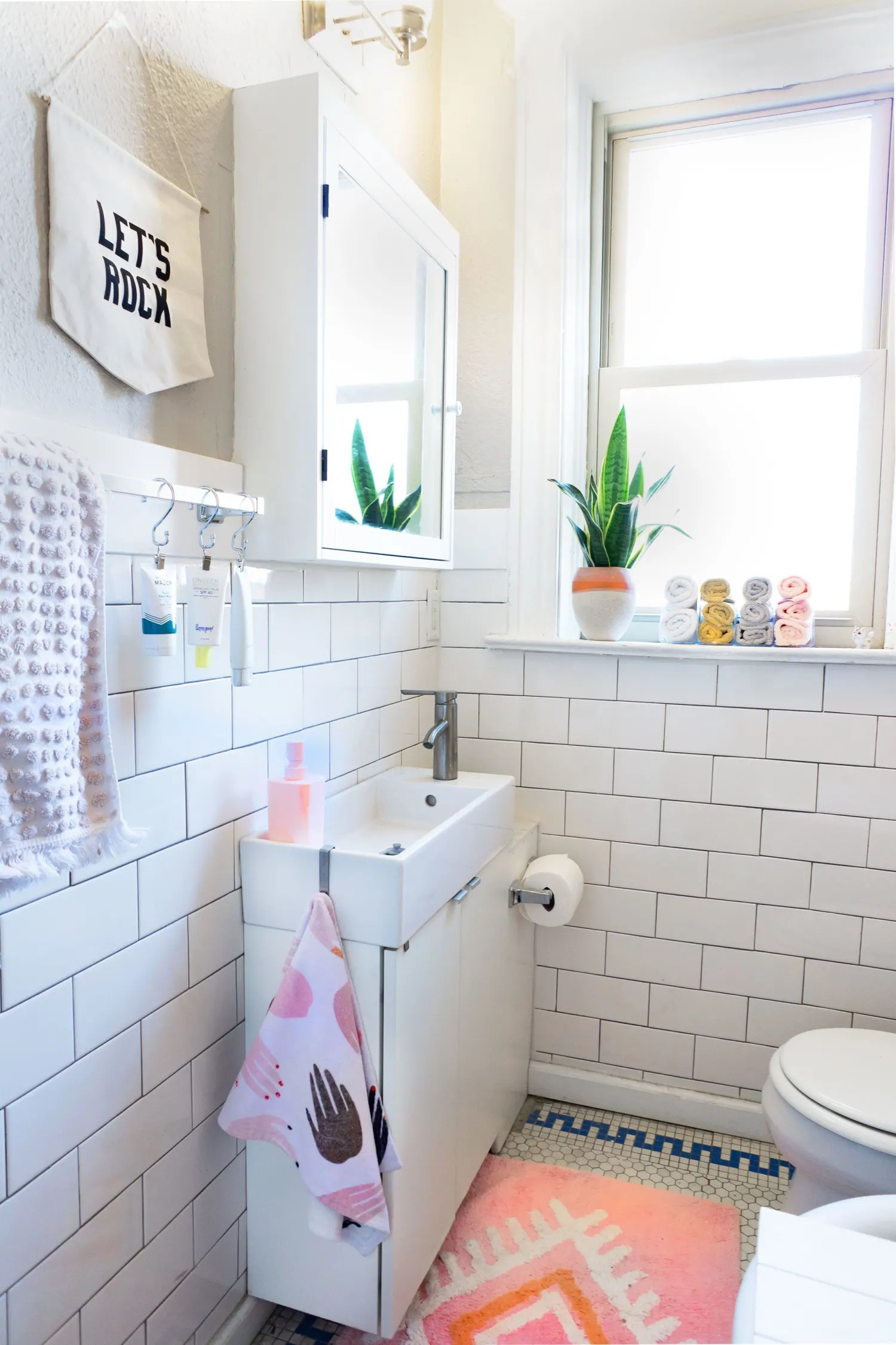 Toilet Paper Storage Ideas for a Small Bathroom ... on Small Apartment Bathroom Storage Ideas  id=75204