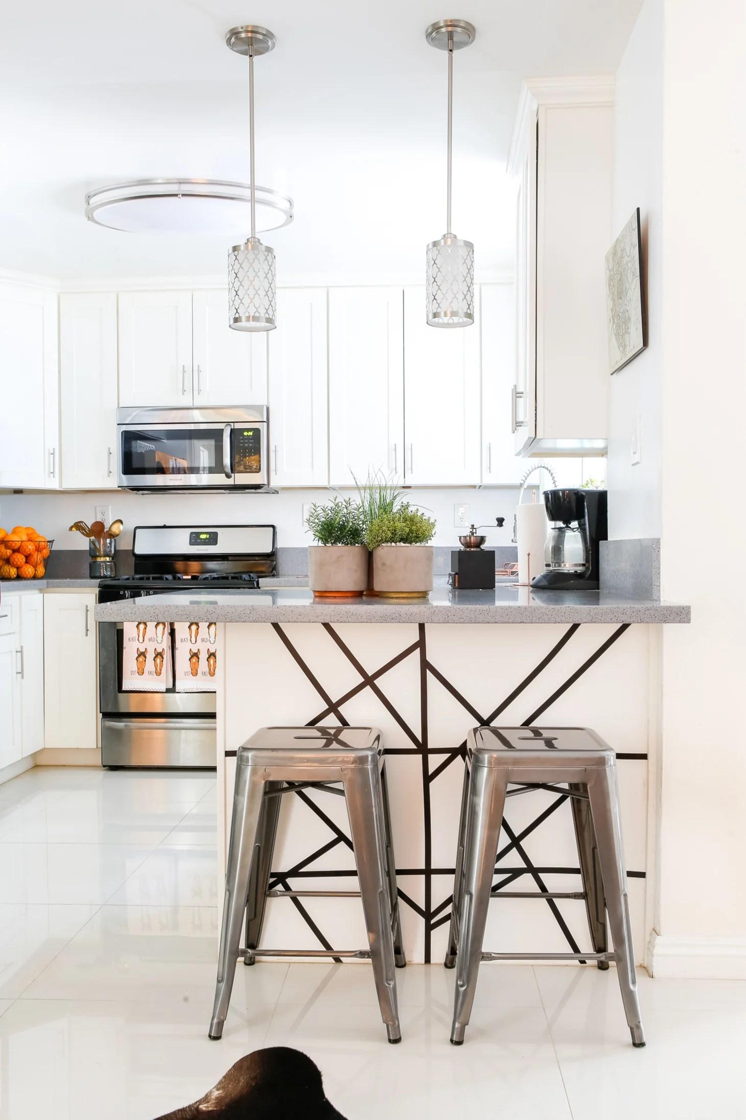35 Best Small Kitchen Design Ideas - Decorating Small ... on Small Kitchen Ideas  id=11805