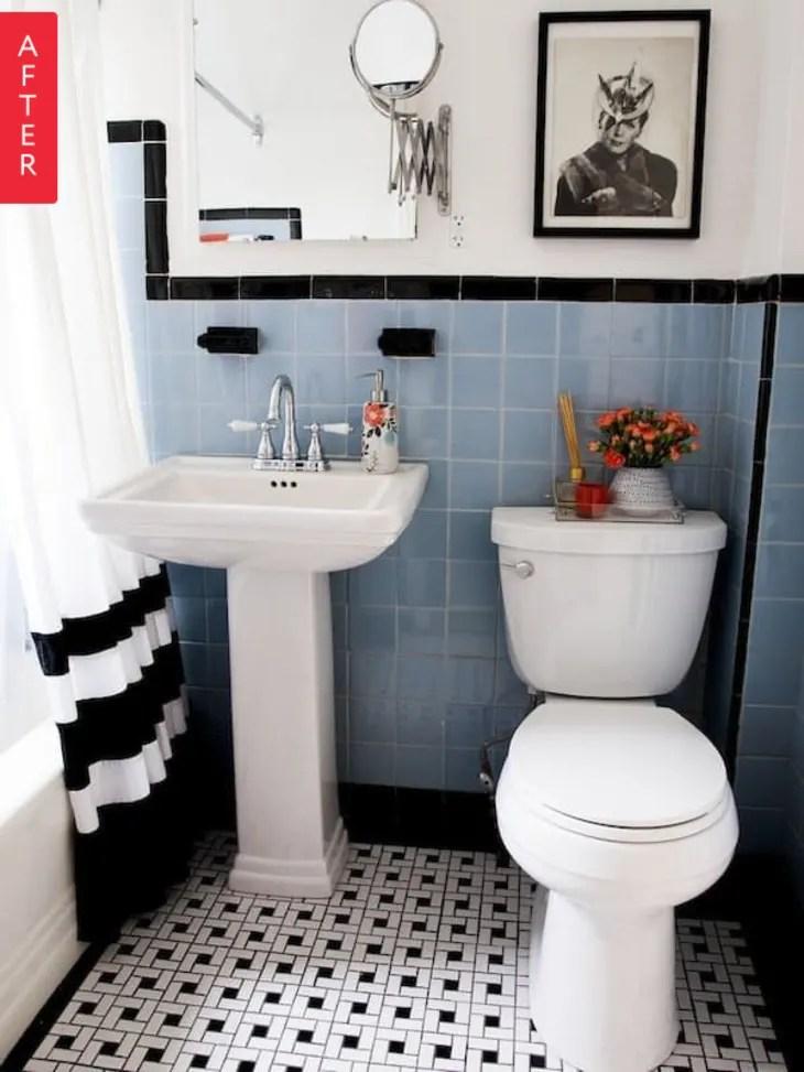 preserving vintage bathroom tile