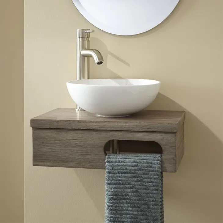 small bathroom vanities and sinks for