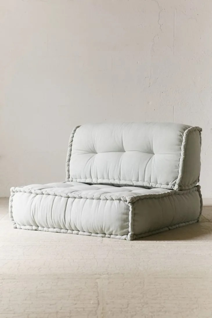 floor seating ideas cushions poufs