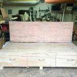 Diy Storage Futon Tutorial Apartment Therapy