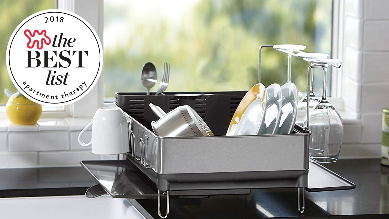 dish drying rack design