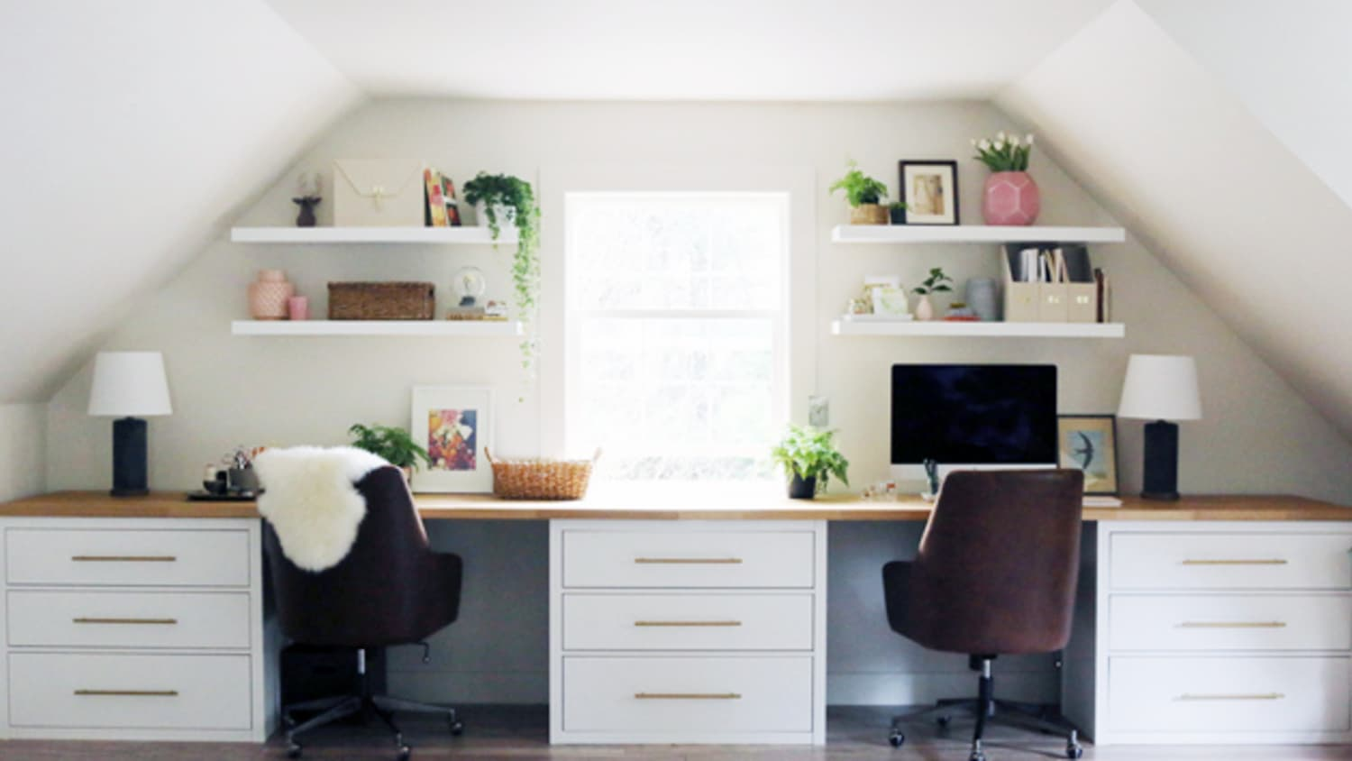 7 Best Ikea Desk Hacks Apartment Therapy