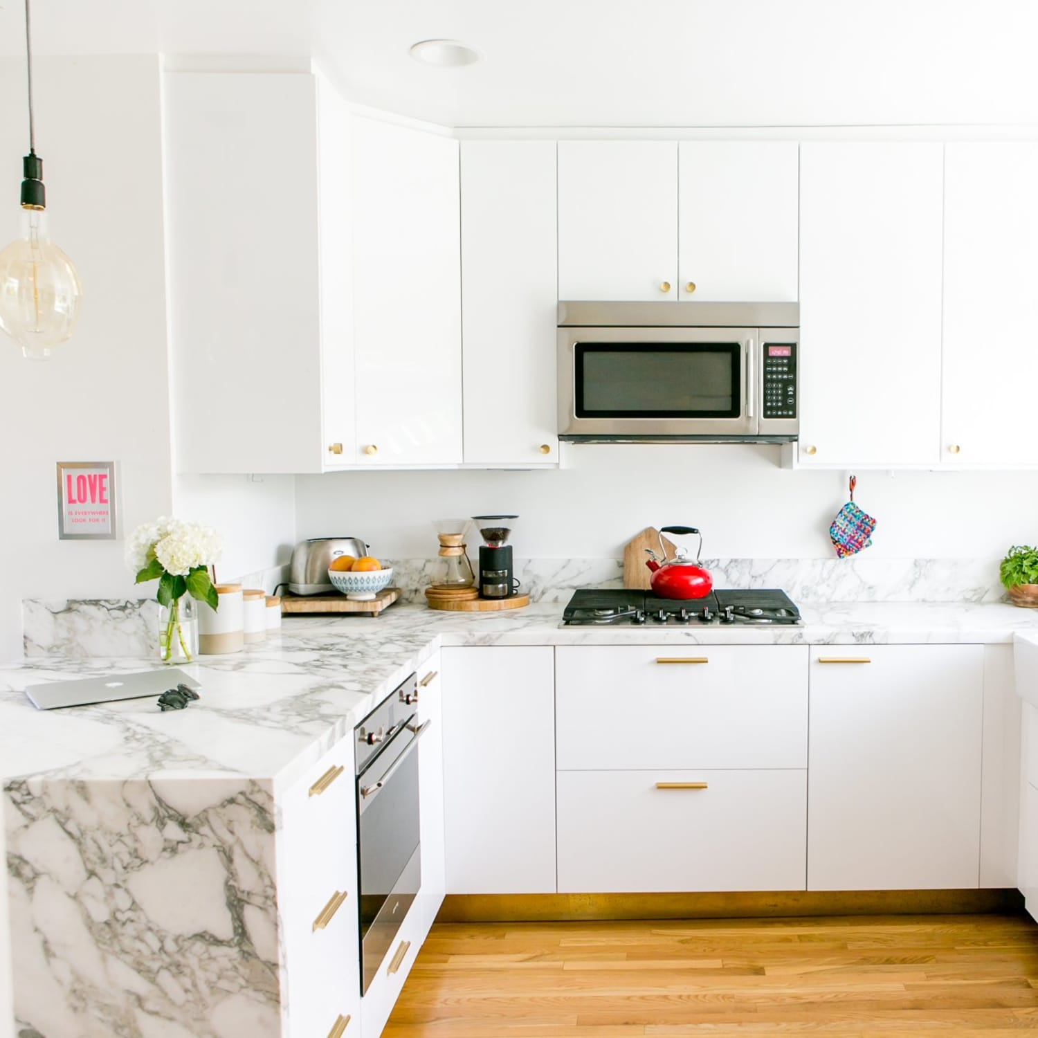 the best place to put a microwave pros