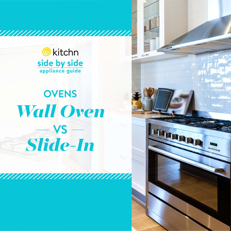 wall oven or slide in range