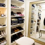 20 Ideas For Organizing Your Bedroom Closet Apartment Therapy
