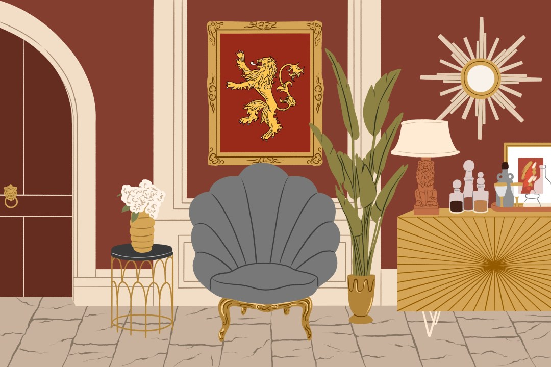 We Reimagined Famous 'Game of Thrones' Castles as Modern-Day Homes, and We're Ready to Move In