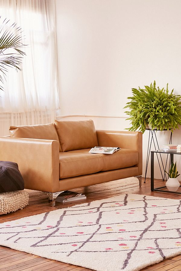 tan leather sofa trend caramel