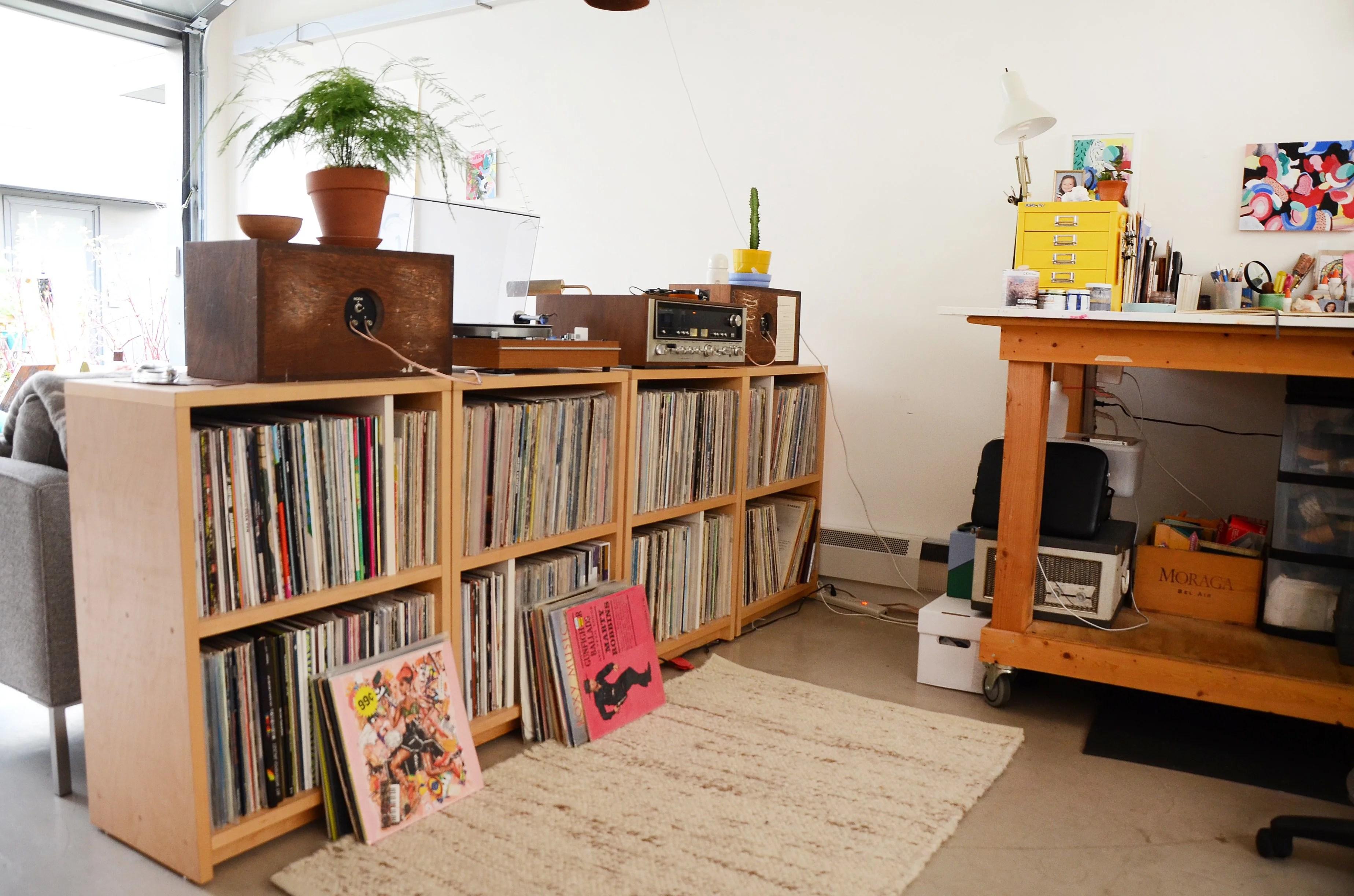 vinyl record storage solutions 25 best
