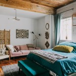 Get The Look In 7 Pieces A Boho Industrial Loft Apartment Therapy