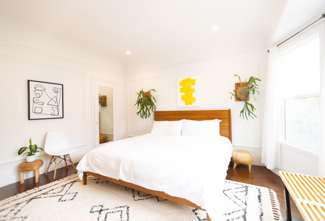 Get the Look in 4 Pieces: A Minimalist Millennial's Abode