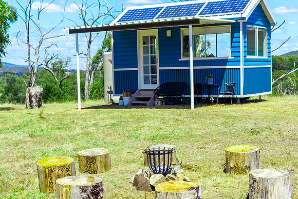 Live Out Your Tiny House Dreams In Australian Wine Country