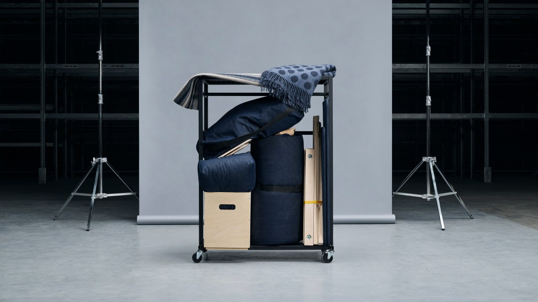 IKEA's New Collection of Foldable Furniture Makes It So Easy To Move