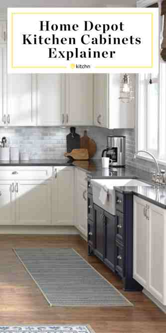 Home Depot Kitchen Cabinets Explainer Kitchn
