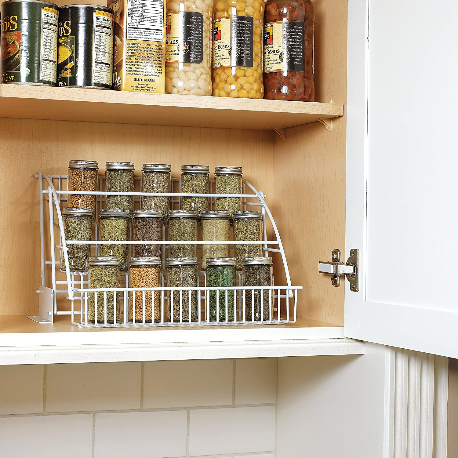 15 best spice organizers for kitchens
