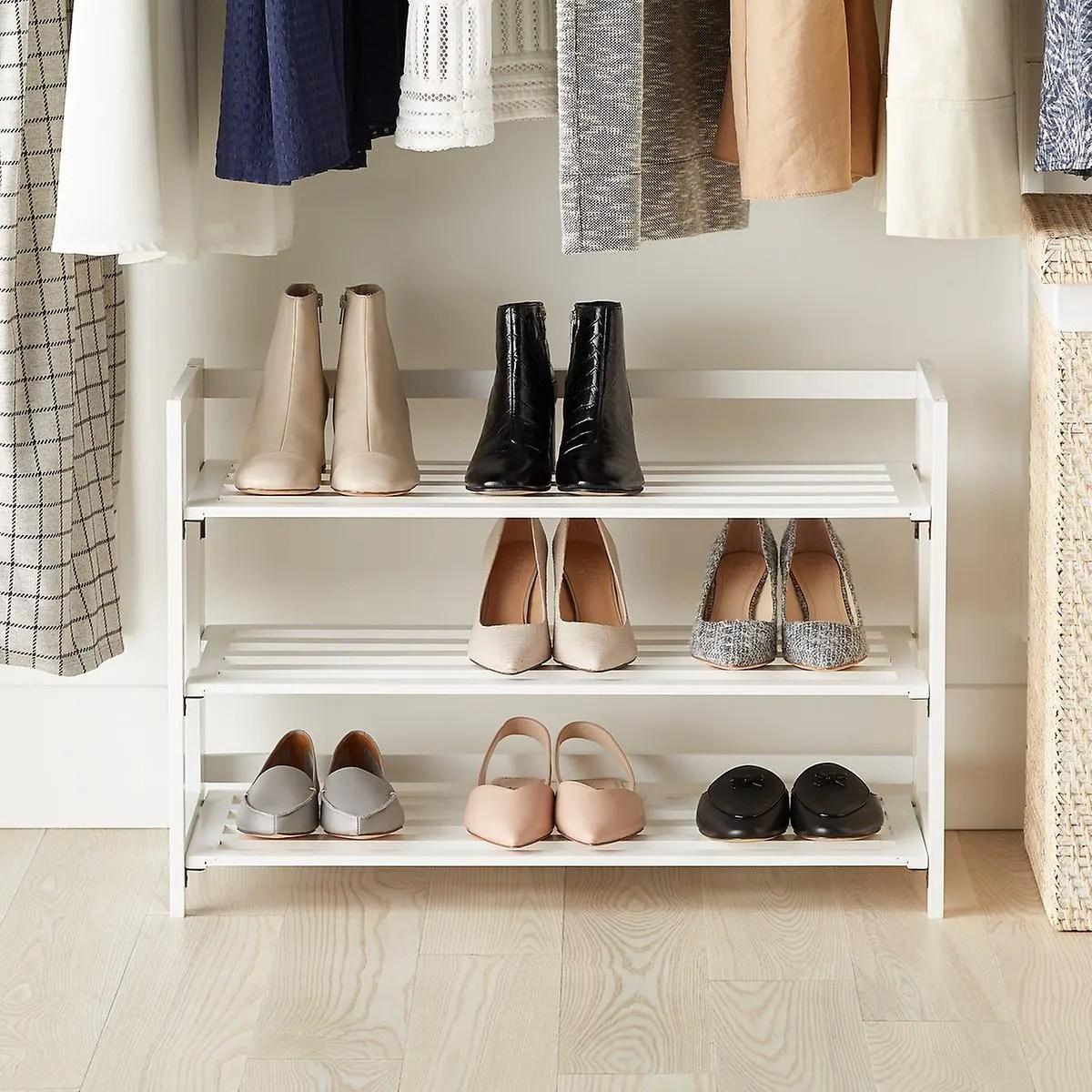 15 best budget shoe storage solutions