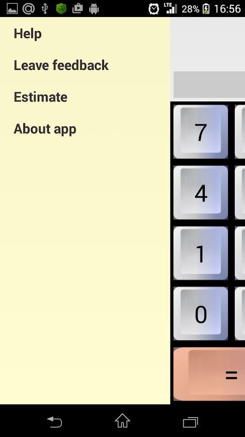 Market Calculator