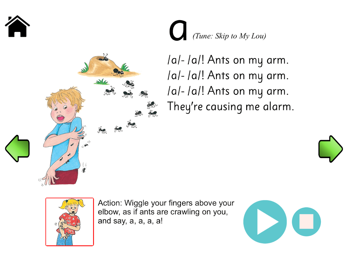 Jolly Phonics Songs Apk Download